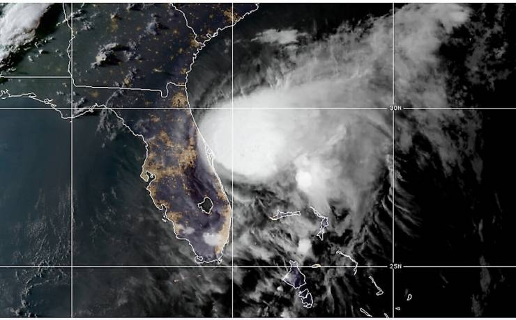 Update on Tropical Storm Isaias