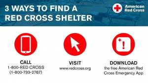 3 Ways to Find a Red Cross Shelter