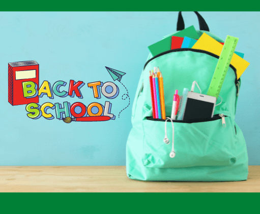 Back To School News & Events