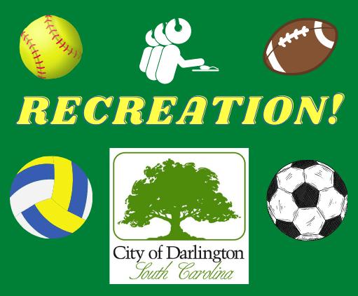 Recreation Fall Registrations