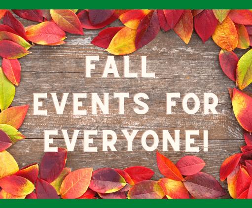Darlington Fall Events
